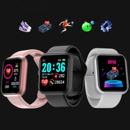 Smart FitWatch